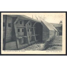 Tarjeta Postal - El Cinturón de Hierro de BILBAO Serie I