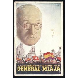 Tarjeta Postal - Junta Delegada de Defensa de Madrid (1)