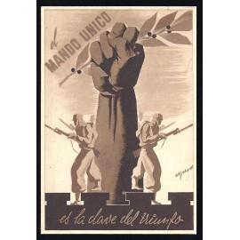 Tarjeta Postal - Junta Delegada de Defensa de Madrid (8)