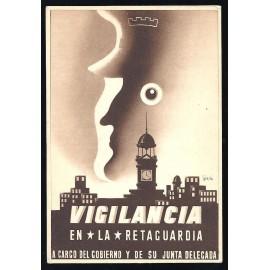 Tarjeta Postal - Junta Delegada de Defensa de Madrid (14)