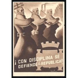 Tarjeta Postal - Junta Delegada de Defensa de Madrid (15)