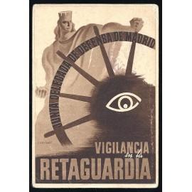 Tarjeta Postal - Junta Delegada de Defensa de Madrid (16)