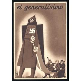 Tarjeta Postal - Junta Delegada de Defensa de Madrid (20)