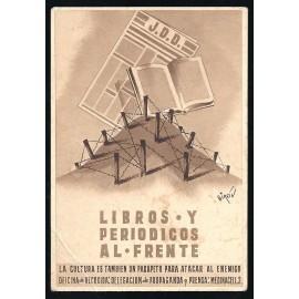 Tarjeta Postal - Junta Delegada de Defensa de Madrid (22)