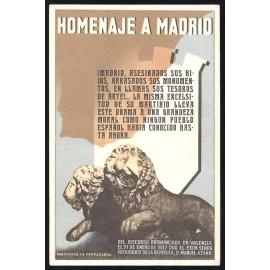 Tarjeta Postal - Ministerio de Propaganda (3)