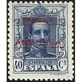 1928 ED. Andorra 08 *