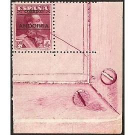 1928 ED. Andorra 11 **