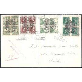 1937 ED. ELP Azuaga 1/4 us