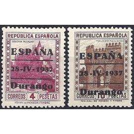 1937 ED. ELP Durango 14/15 *