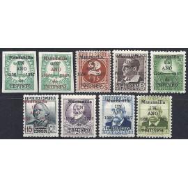 1937 ED. ELP Manzanilla 1/9 *