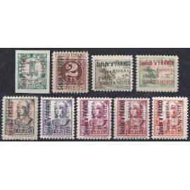 1937 ED. ELP Santander 17/25 *