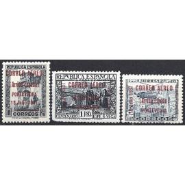 1937 ED. ELP Pontevedra 28, 30/31 *
