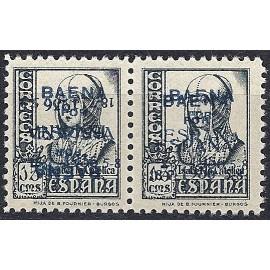 1937 ED. ELP Baena 14hcch + 14 hcchi **