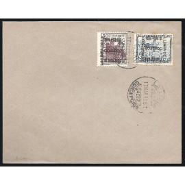 1936 ED. ELP La Línea de la Concepción NE 22hi us