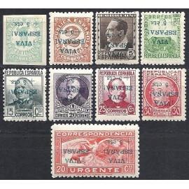 1936 ED. ELP Orense 20hi/32hi **
