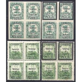 1937 ED. ELP Santa Cruz de Tenerife 15 y 17 variedad