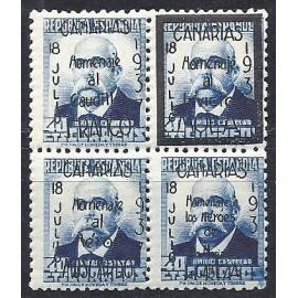 1937 ED. ELP Santa Cruz de Tenerife 19 **