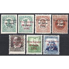 1937 ED. ELP Santa Cruz de Tenerife 36a/43a **/*