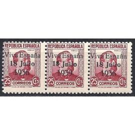 1937 ED. ELP Santa Cruz de Tenerife 42+42he+42 **