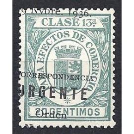1936 ED. ELP Burgos 50hdv **