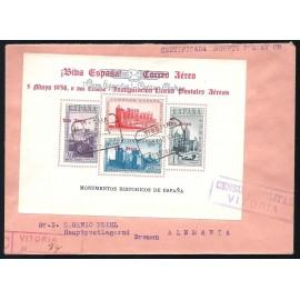 1938 ED. ELP Burgos 97A us