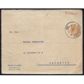1910-1924 ED. 18 us Enteros Postales Privados