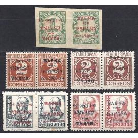 1937 ED. ELP Baena 11hphi/15hphi *