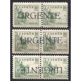 1937 ED. ELP Granada 30/31, 31hi *