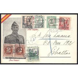 1937 ED. ELP La Línea de la Concepción 31/35 us