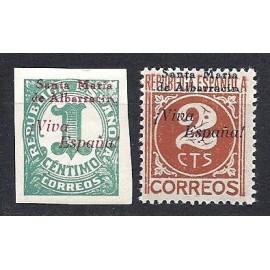 1937 ED. ELP Santa María de Albarracín 1heb/2heb *