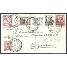 1937 ED. ELP Huévar 6hi, 7, 9hi, 19 us