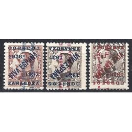 1937 ED. ELP Zaragoza NE1 y NE5/6 **