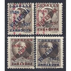 1937 ED. ELP Zaragoza NE5/NE8 **