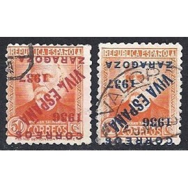 1937 ED. ELP Zaragoza NE13hi/NE14hi us