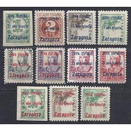 1937 ED. ELP Zaragoza 49/56 y 49hcc/52hcc *