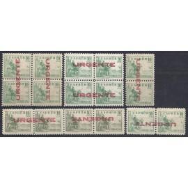 1937 ED. ELP Zaragoza 57, 57hi, 57hphi, 57hx y 57hxa **/*