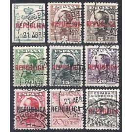 1931 ED. ELR Valencia 1/9 us