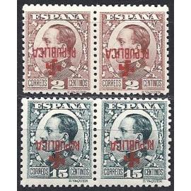 1931 ED. ELR Tolosa 1hi/4hi * [x2]