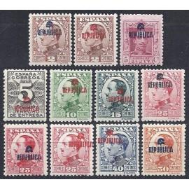 1931 ED. ELR Tolosa 10/15 y 17/21 **