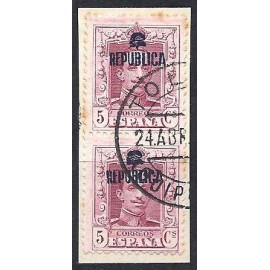 1931 ED. ELR Tolosa 12 us [x2]