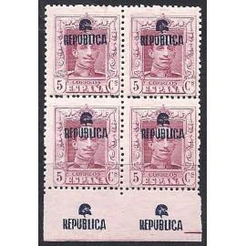 1931 ED. ELR Tolosa 12 ** [x4]