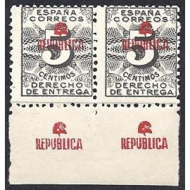 1931 ED. ELR Tolosa 13 ** [x2]