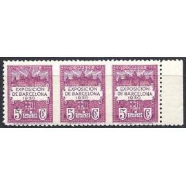 1929-1931 ED. Barcelona 5 sth **