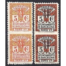 1932-1935 ED. Barcelona 10spv/11spv *
