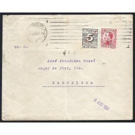 1931 ED. ELR Barcelona 21 us