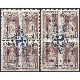 1937 ED. ELP Cádiz 27 y 27hea */**