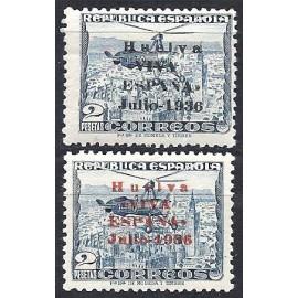 1937 ED. ELP Huelva 14 y 14hcc *