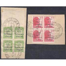 1939 ED. ELP Játiva 1/2 us [x4]
