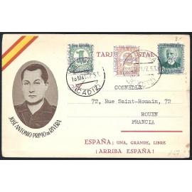 1936 ED. ELP La Línea de la Concepción 1, 2, 5 us