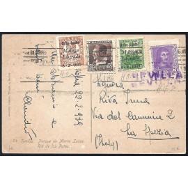 1937 ED. ELP Málaga 6, 9, 12 us